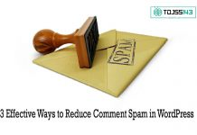 3 Effective Ways to Reduce Comment Spam in WordPress