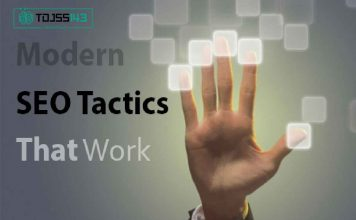 7 Modern SEO Tactics That You Should Try