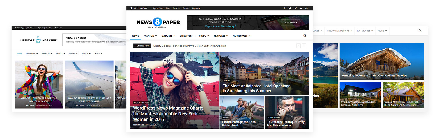 Newspaper Theme Activation Method – No Need Envato Activation Code