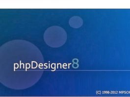 PhpDesigner 8 Full Version Key Free Download