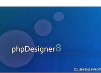 PhpDesigner 8 Full Version Key Free Download
