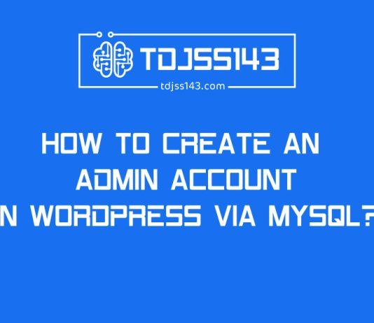 How-to-create-an-admin-account-in-WordPress-via-MySQL